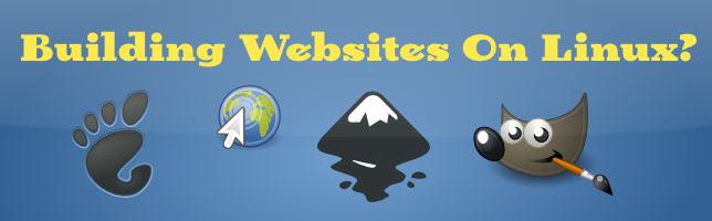 طراحی سایت و لینوکس
