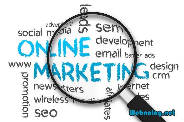 14 روش برای بازاریابی آنلاین