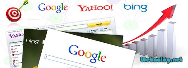نقش موتورهای جستجو در بازاریابی اینترنتی