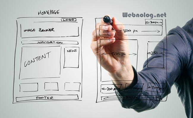 5 نکتۀ مهم راجع به طراحی سایت های حرفه ای