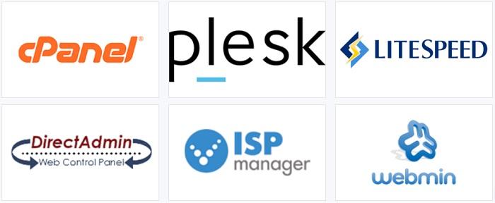 CloudLinux از چه کنترل پنل هایی پشتیبانی می کند